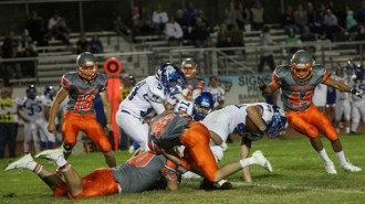 Greyhounds football, Atascadero, Rick Evans