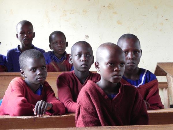Tanzanian children k-jon's atascadero