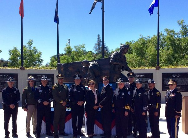City of Atascadero Police Officers Memorial