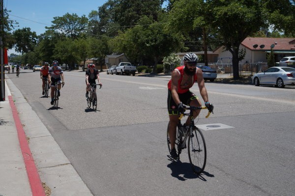 AIDS/Life Cycle Bike Ride Paso Robles