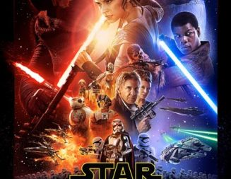 Atascadero Movies in the Garden screening Star Wars: The Force Awakens