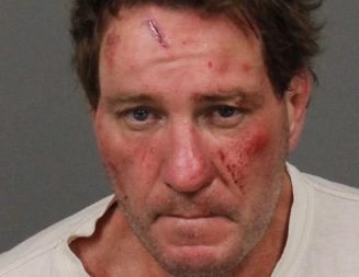 Man arrested after nine-hour standoff with police