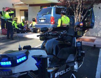 SUV crashes into pediatrician's office in Atascadero