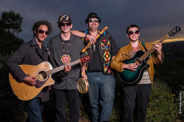 cody blackbird band
