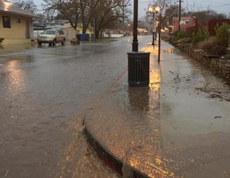 Flooding reported multiple places in the North County