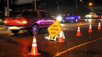 DUI Checkpoint Atascadero