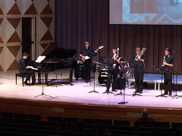 Jazz band atascadero