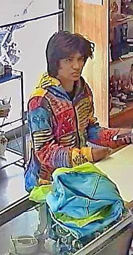 theft suspect