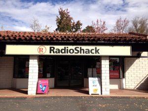 RadioShack closing