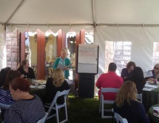 Women in Business luncheon discusses time management