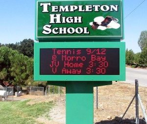 Templeton High School placed on lockdown Friday