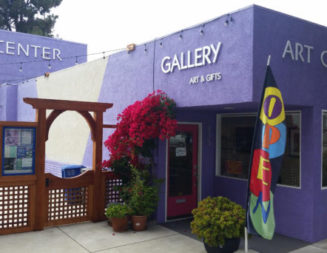 Morro Bay Art Association screening the documentary film 'Exit Through the Gift Shop'