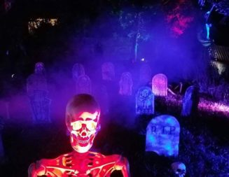 Atascadero house transformed into spook-tacular sight for Halloween