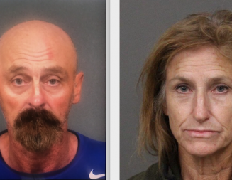 Two arrested, drugs and weapons seized in Atascadero