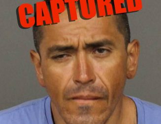County's most wanted: suspect captured