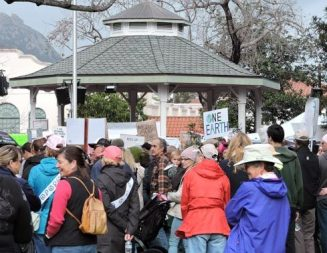 Women's march happening in San Luis Obispo Saturday