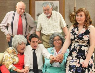 Warm-hearted comedy to open at Wine Country Theatre