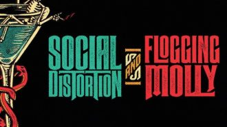 flogging molly and social distortion