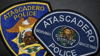 Atascadero Police awarded $35,000 grant from the California Office of Traffic Safety