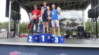 Atascadero High School senior wins Nation Title in triathlon championships