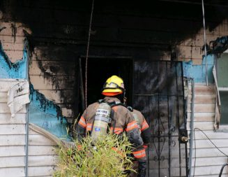 Two house fires extinguished in Atascadero on Thursday