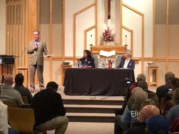 Hundreds attend Supervisors Candidates forum in Atascadero