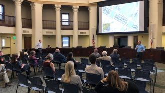 City hosts El Camino Real traffic calming meeting