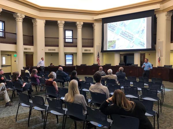 City hosts El Camino Real traffic calming meeting