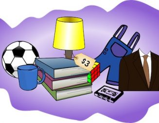 City-wide yard sale in Atascadero to support Parents for Joy
