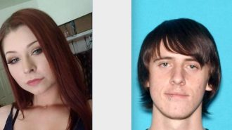 Hailey Pardue is possibly associated with 24-year-old Ryan Baker and may be living in the riverbed areas of San Luis Obispo County.