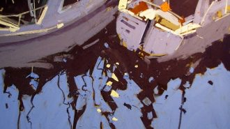 Scottish pastel artist Tony Allain offering live demo, Q and A