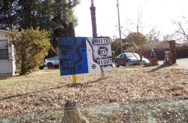Atascadero police chief issues statement regarding controversial yard sign