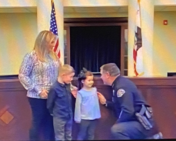 Atascadero City Council formally introduces new police chief
