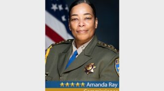 chp commissioner amanda ray