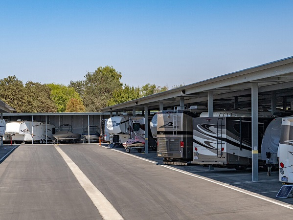 commercial storage Paso Robles