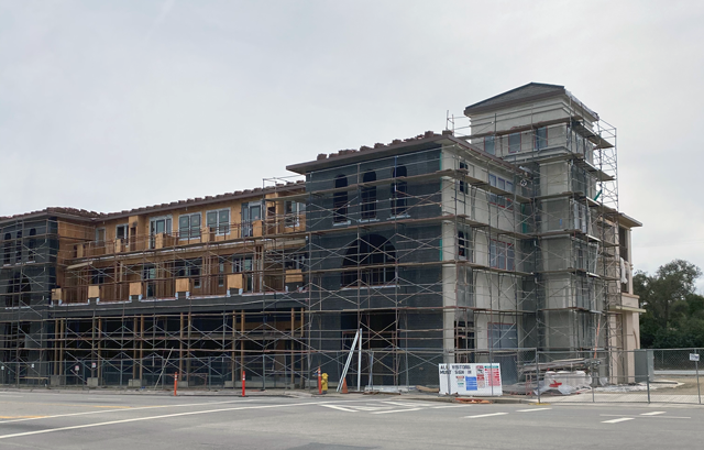 Large residential and commercial project opening soon in Atascadero