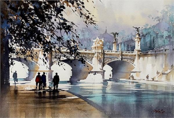Schaller Ponte Vittorio Emanuele II