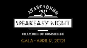 Atascadero businesses and individuals to be awarded at 'Speakeasy Night'
