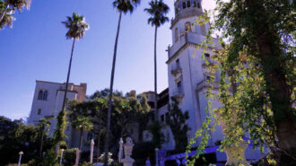 Hearst Castle may not reopen for months, but not due to COVID-19