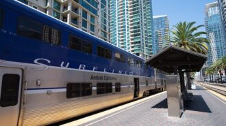 Amtrak Pacific Surfliner offering expanded service