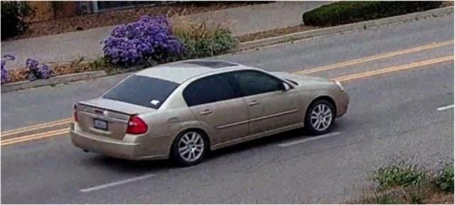 Suspect in Car Burglaries Arrested