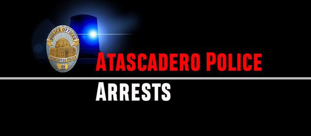 Atascadero Arrest Records