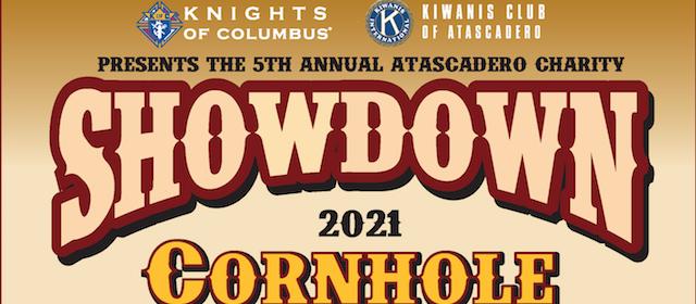 Atascadero Showdown Cornhole Charity Tournament