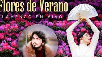 –Seattle-based Flamenco dancer Savannah Fuentes will bring her latest work, Flores de Verano Flamenco en Vivo, to the Atascadero Grange Hall on July 16 at 8 p.m.