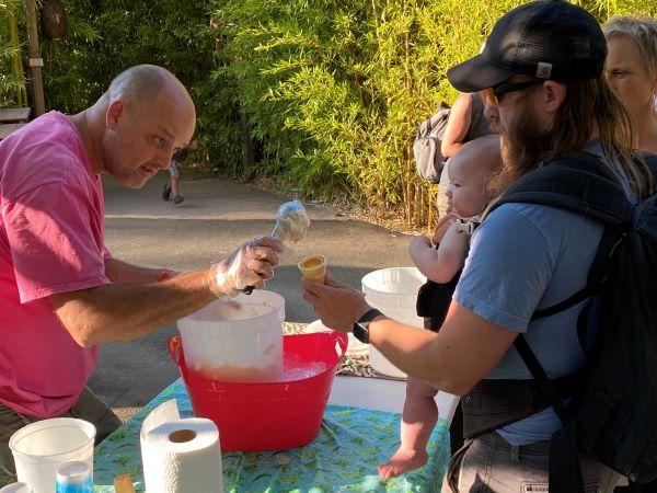 Ice cream zoofari 1