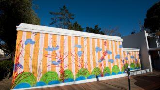 San Luis Obispo Museum of Art Mural