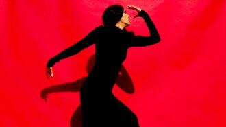 Savannah Fuentes flamenco dancer and producer