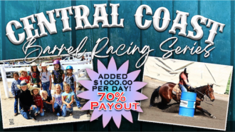 Central Coast Barrel Racing