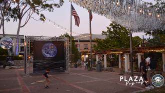 July Mission Plaza Pop-Up Exhibit