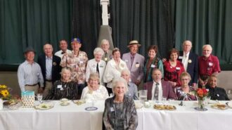 CD Royalty and Marshals Past and Current with Founder Maggie Vandergon[13555]